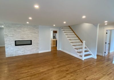 Interior Home Remodeling Project in Old Greenwich, CT