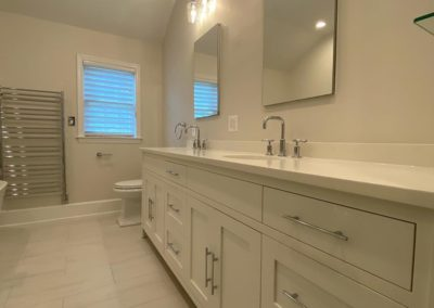 Master Bathroom Design and Remodeling Project in Scarsdale, NY