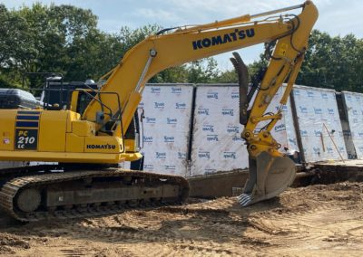 Madison, CT - Commercial Construction Project - Additions - Framing
