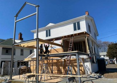 Westport, CT | Home Addition Construction & Remodeling Project