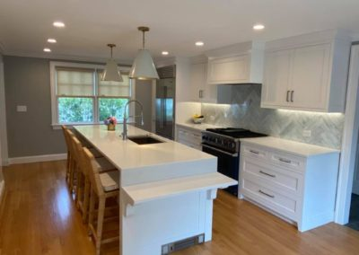 Kitchen Remodeling Project in Darien, CT
