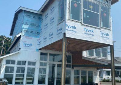 Beach House Addition in Fairfield, CT