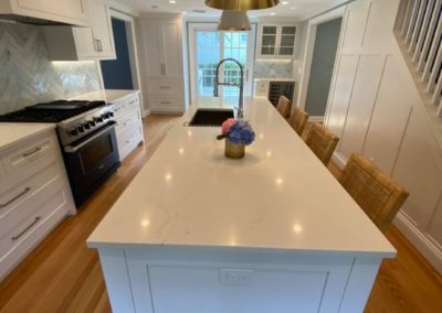 Kitchen Renovation Project in Darien, CT