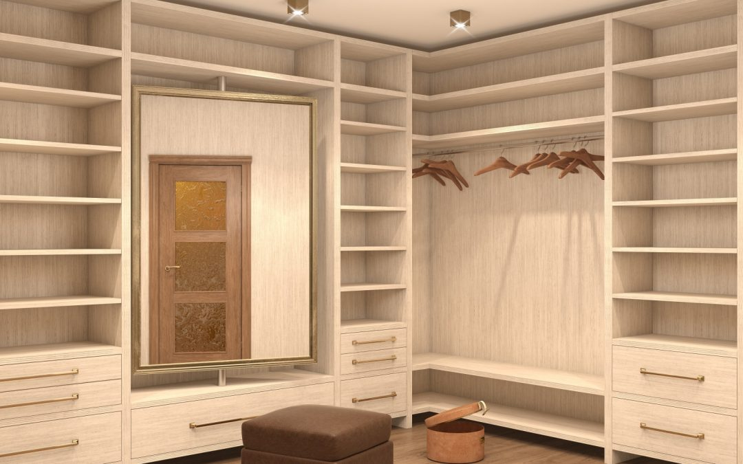 Fairfield, CT – Custom Closet Systems & Storage Solutions – Walk-In Closets – Custom Cabinets
